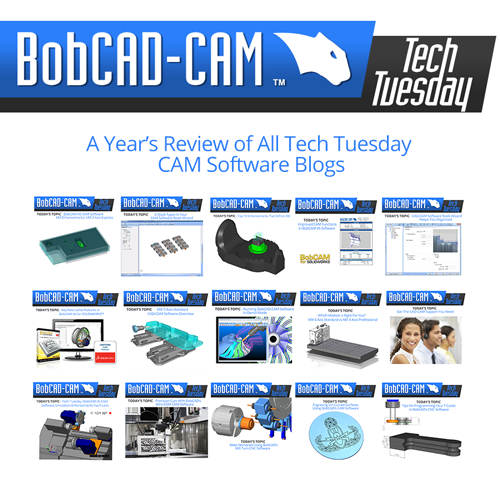 year review of all bobcad cam software tech Tuesday's