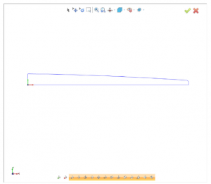 curve for engraving in cad-cam