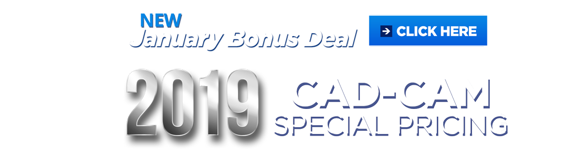 BobCAD-CAM's End of Year CAM Software Sale