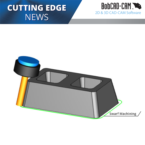bobcad cam software 5x toolpaths