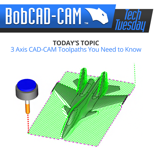 3x cam software toolpaths from bobcad