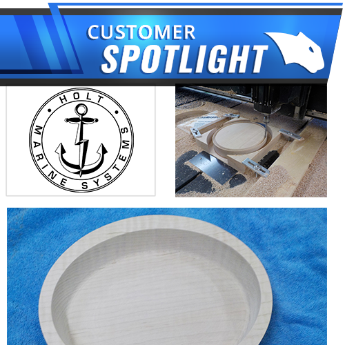 holt marine uses bobcad cam software
