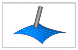 morph between 2 curves in bobcad cam software