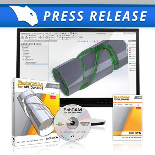 bobcam v7 cam software release