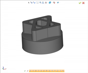 bobcad view before boolean