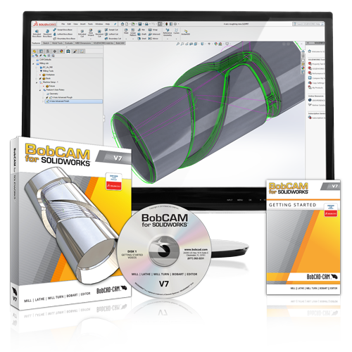 bobcam v7 solidworks cam plug-in