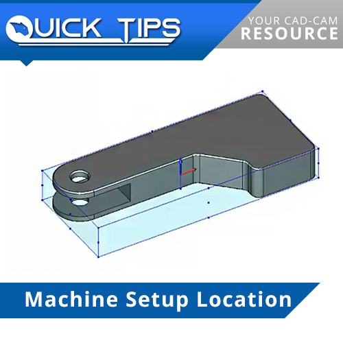 bobcad cam software machine setup location function
