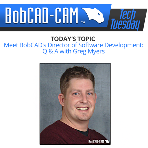 greg myers, bobcad cnc software development