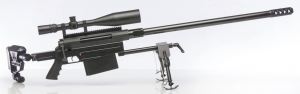 M18 rifle made with bobcad cnc software