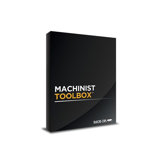 get machininst toolbox with bobcad cnc software trial