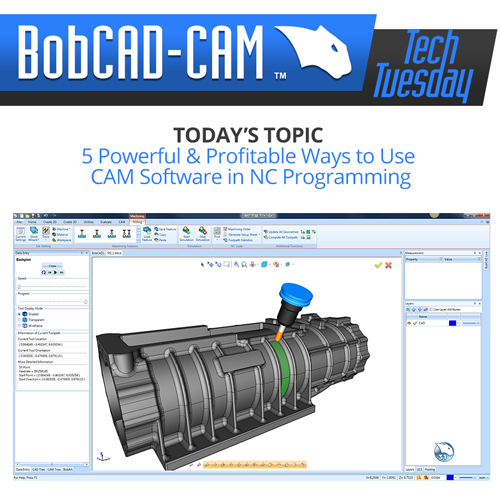 bobcad cam software advantages