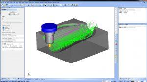 backplot in bobcad cad-cam software