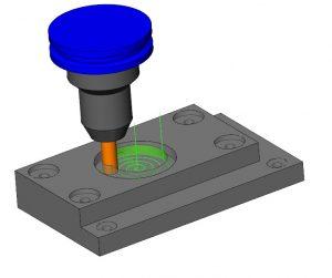 bobcad cam software spiral toolpath