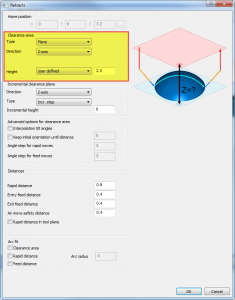 z axis in bobcad cam software