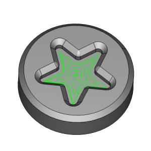 bobcad morph spiral toolpath
