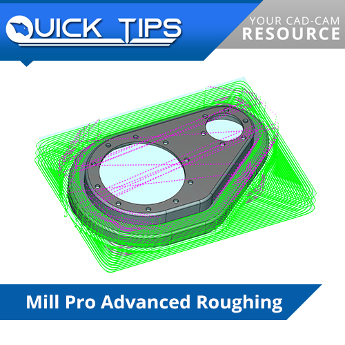 bobcad mill pro cnc software quick tip