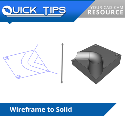 bobcad cnc software wireframe to solid