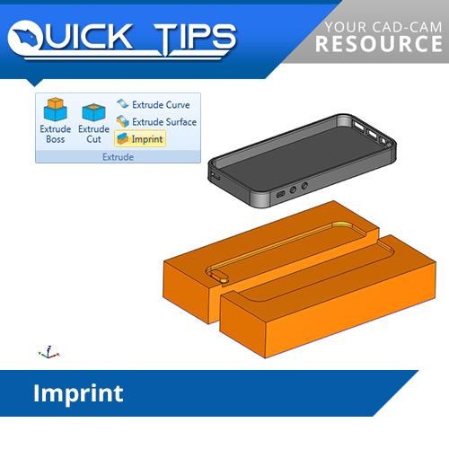 bobcad cnc software imprint function