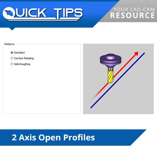 bobcad 2 axis cnc software open profiles