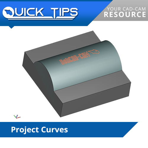 bobcad cnc software project curves function