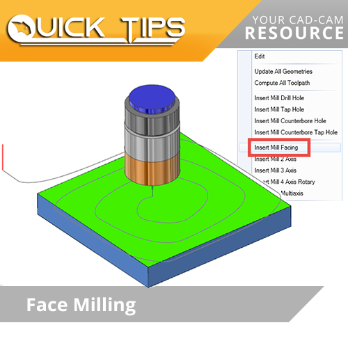 bobcam v7 cam software face milling tips