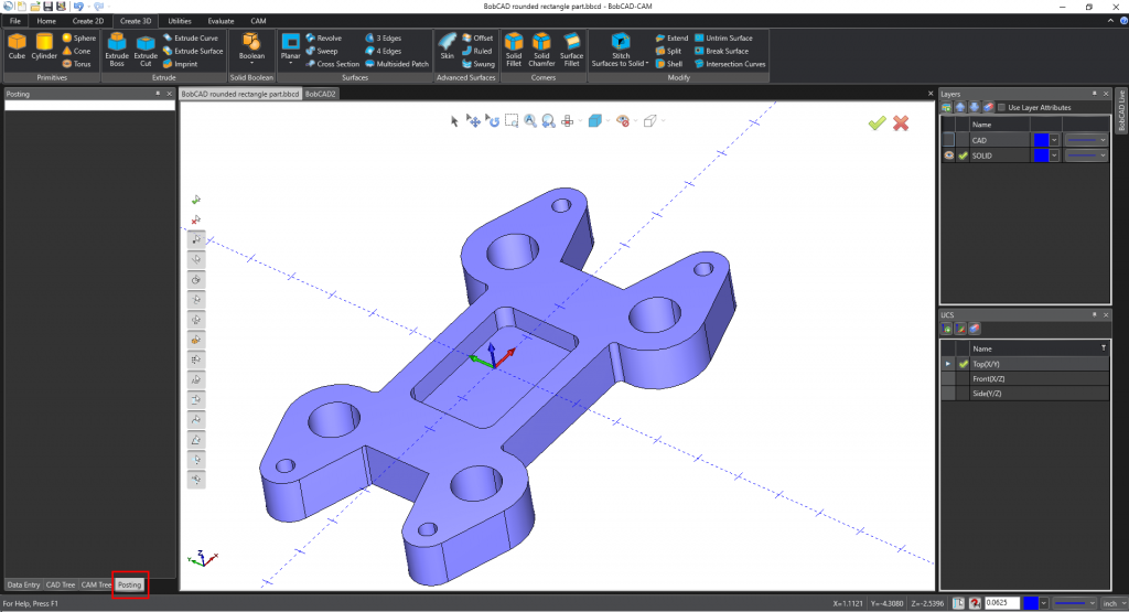 bobcad cnc software technical article