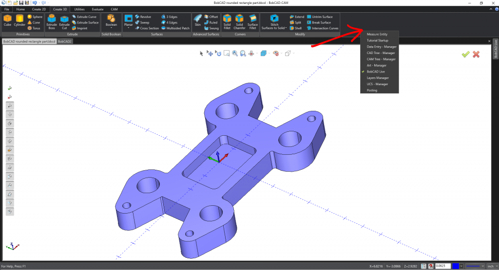 bobcad cnc software help article