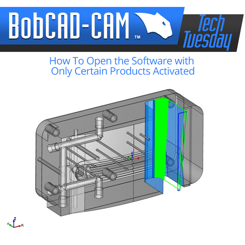 limit products in your bobcad cnc software