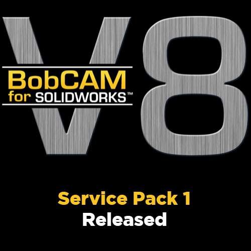 BobCAM For Solidworks V8 SP1