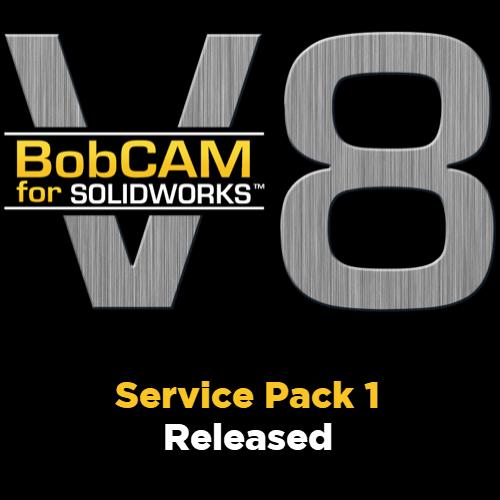 BobCAM For Solidworks V8 SP1