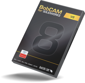 BobCAM V8 Software Box