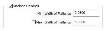 Machine Flatlands